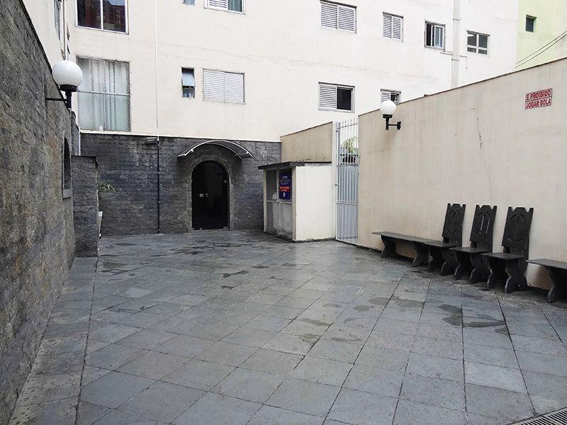 Sacomã, Apartamento Padrão-Entrada