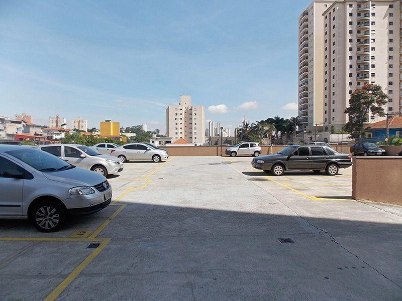 Sacomã, Apartamento Padrão-Estacionamento