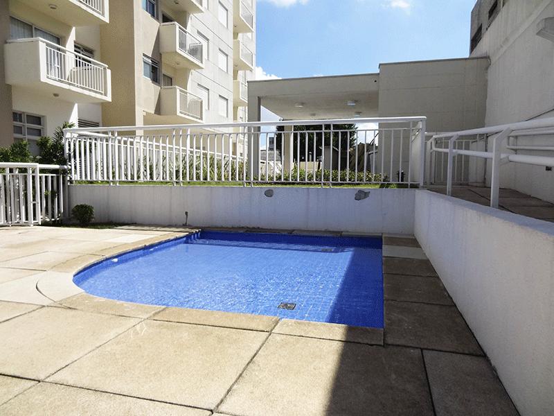 Ipiranga, Apartamento Padrão-Piscina
