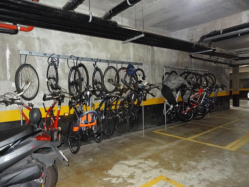 Ipiranga, Apartamento Padrão-Bicicletário