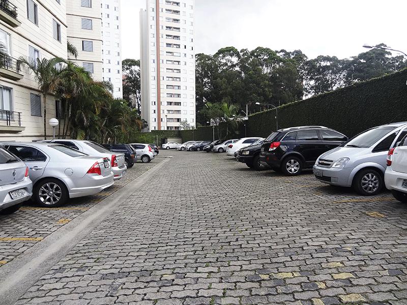 Sacomã, Apartamento Padrão-Vagas
