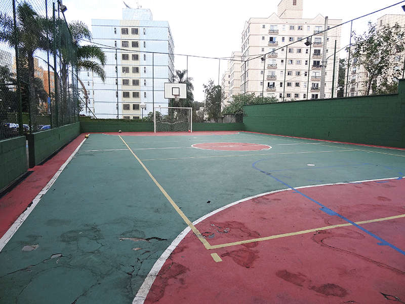Sacomã, Apartamento Padrão-Quadra poliesportiva