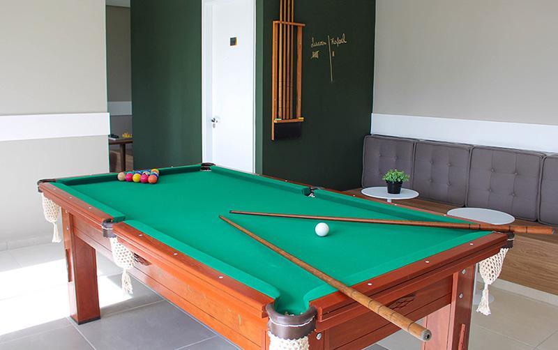 Jabaquara, Apartamento Padrão-Salão de Jogos Adulto