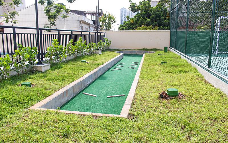 Jabaquara, Apartamento Padrão-Mini Golf