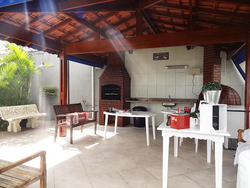 Sacomã, Apartamento Padrão-Churrasqueira com espaço gourmet