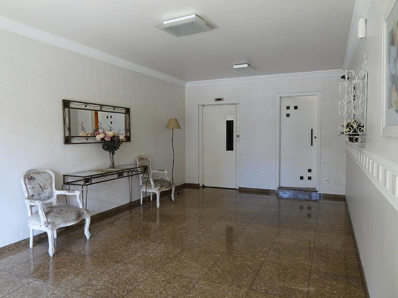 Ipiranga, Cobertura Duplex-Hall de entrada