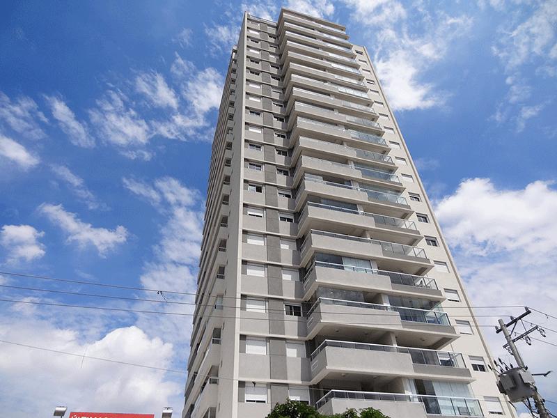 Ipiranga, Cobertura Penthouse-Fachada.