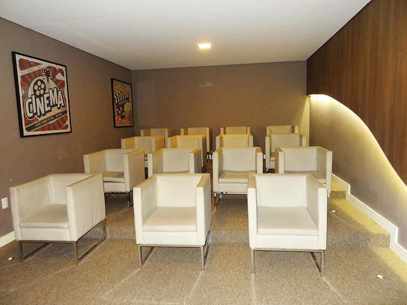 Sacomã, Apartamento Padrão-Home Cinema