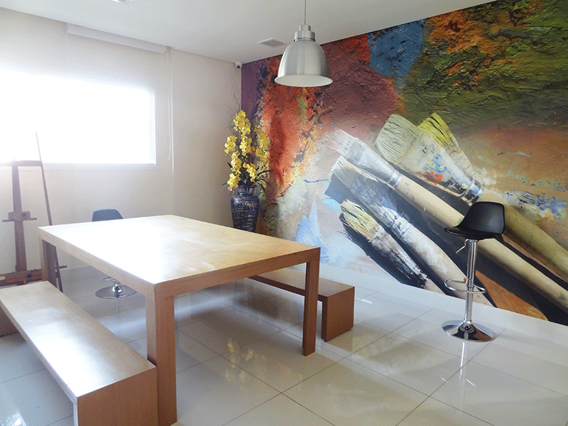 Sacomã, Apartamento Padrão-Atelier