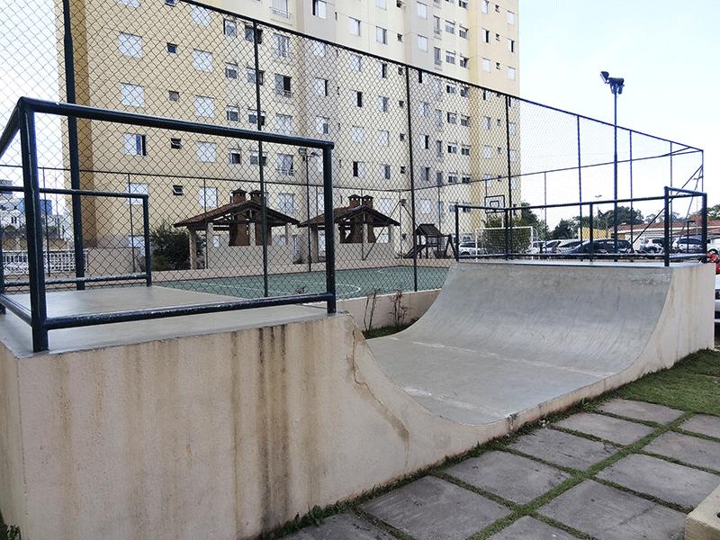 Sacomã, Apartamento Padrão-Pista de skate