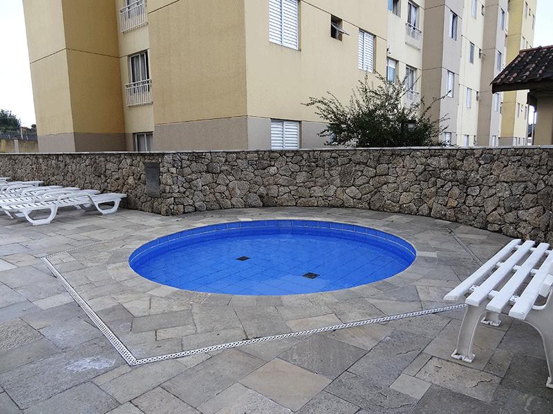 Sacomã, Apartamento Padrão-Piscina Infantil.