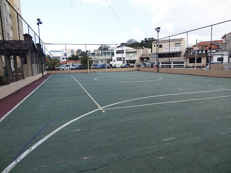 Sacomã, Apartamento Padrão-Quadra Poliesportiva.