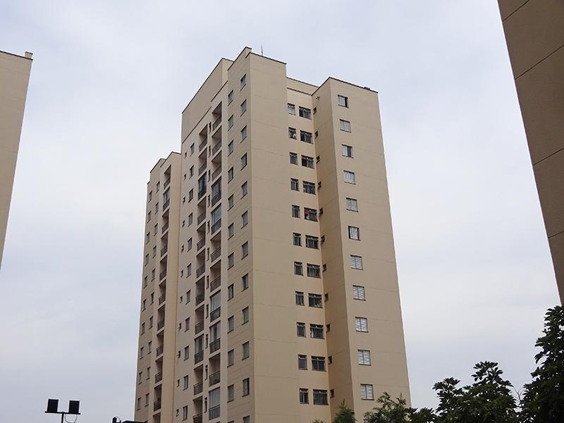 Jabaquara, Apartamento Padrão-Predio