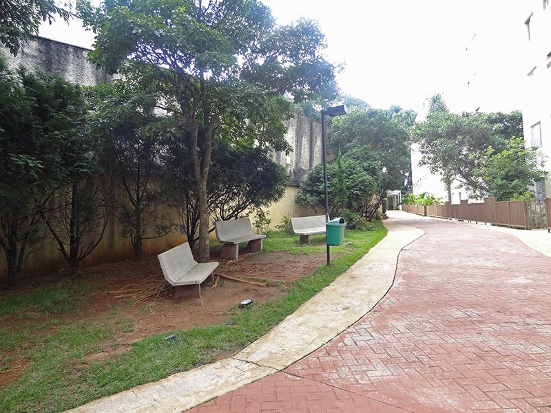 Jabaquara, Apartamento Padrão-Praça