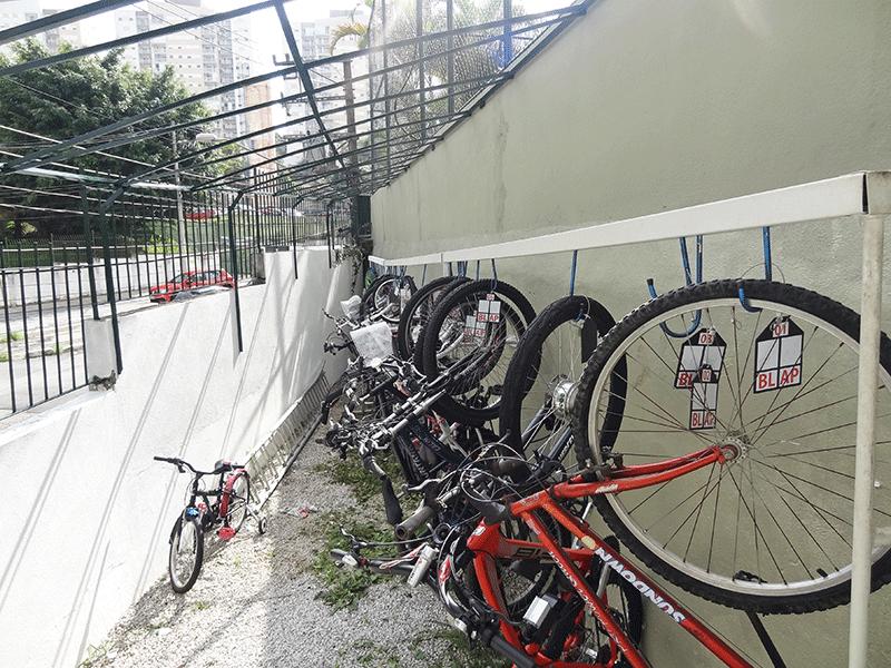 Sacomã, Apartamento Padrão-Bicicletário