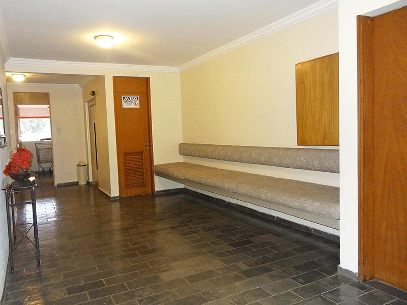 Sacomã, Apartamento Padrão - Hall de entrada