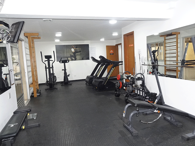Jabaquara, Studio-Fitness Center