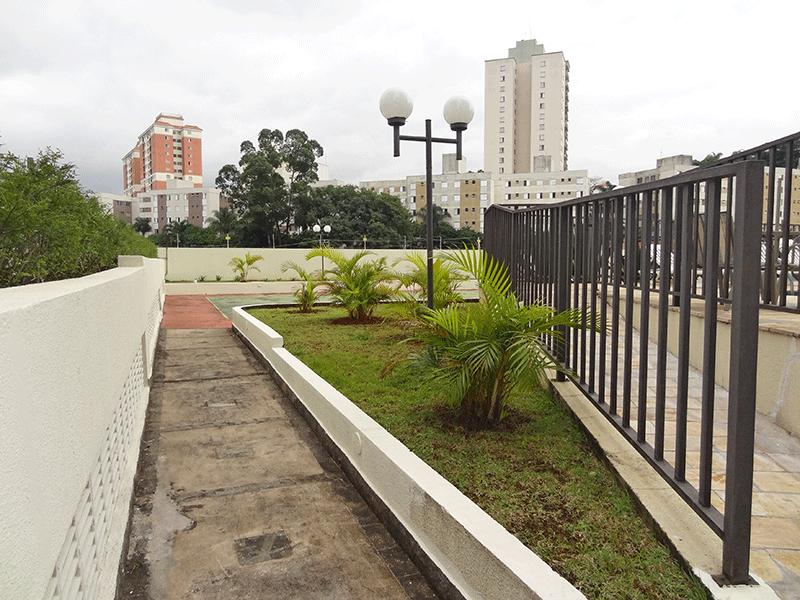 Jabaquara, Apartamento Padrão-Rampa de acesso para portadores de deficiência física