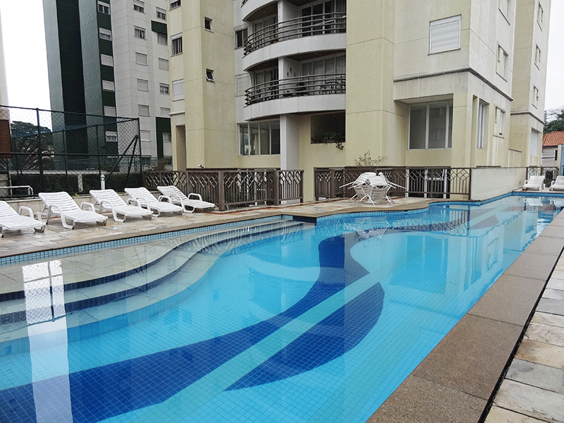 Ipiranga, Apartamento Padrão-Piscina adulto