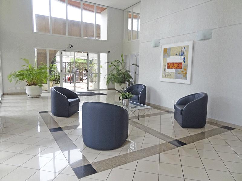Ipiranga, Apartamento Padrão-Hall de entrada