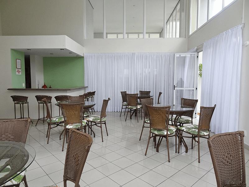 Ipiranga, Apartamento Padrão-Salão de festa