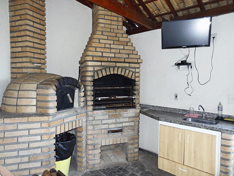 Sacomã, Apartamento Padrão-Churrasqueira e forno de pizza