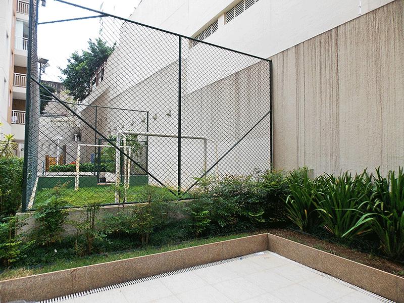 Sacomã, Apartamento Padrão-Quadra society.