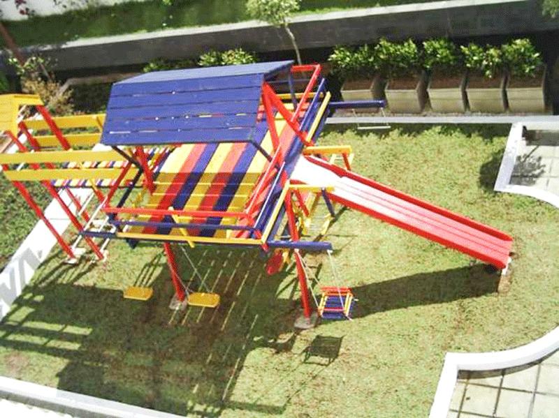 Cursino, Apartamento Padrão-Playground