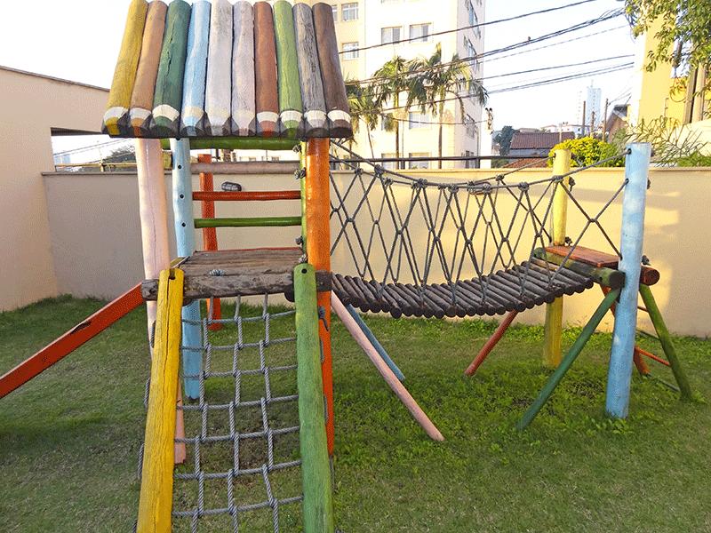Sacomã, Apartamento Padrão-Playground