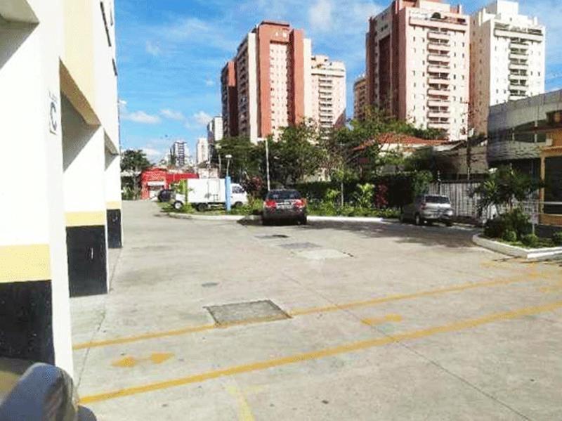Ipiranga, Apartamento Padrão-Estacionamento aberto