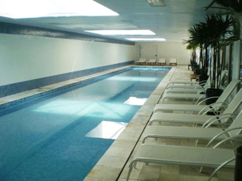 Ipiranga, Apartamento Padrão-Piscina coberta.