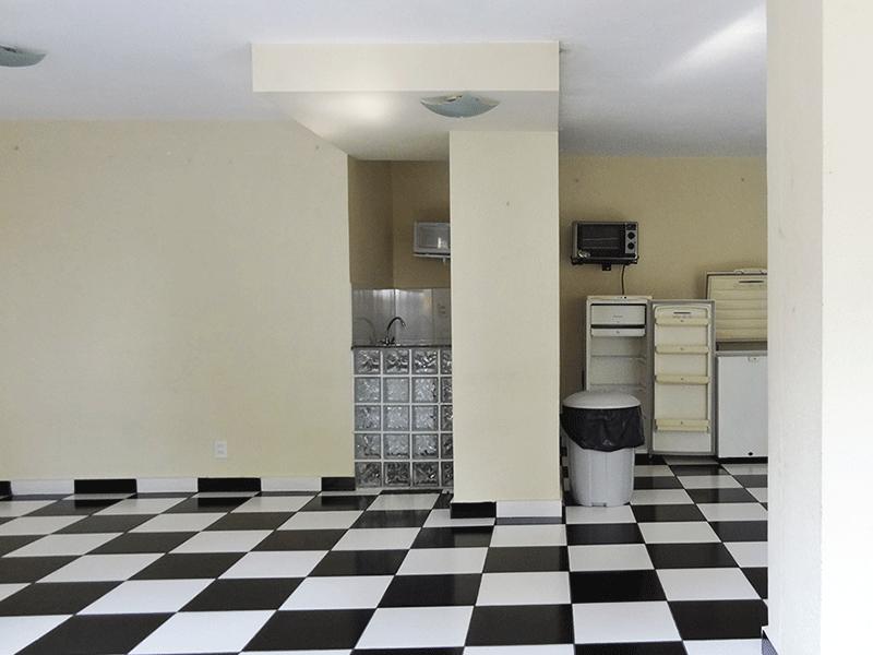 Sacomã, Apartamento Padrão-Salão de festa