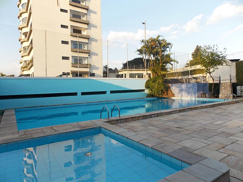 Cursino, Apartamento Padrão - Piscina adulto e infantil