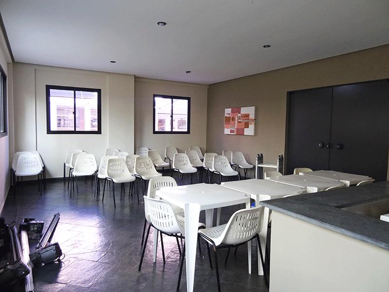 Cursino, Cobertura Duplex-Salão de festas