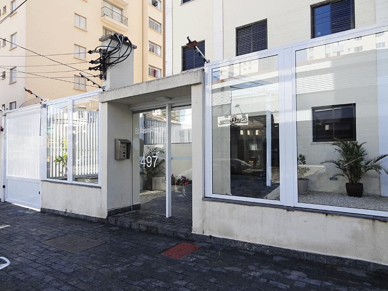 Cursino, Cobertura Duplex-Portaria