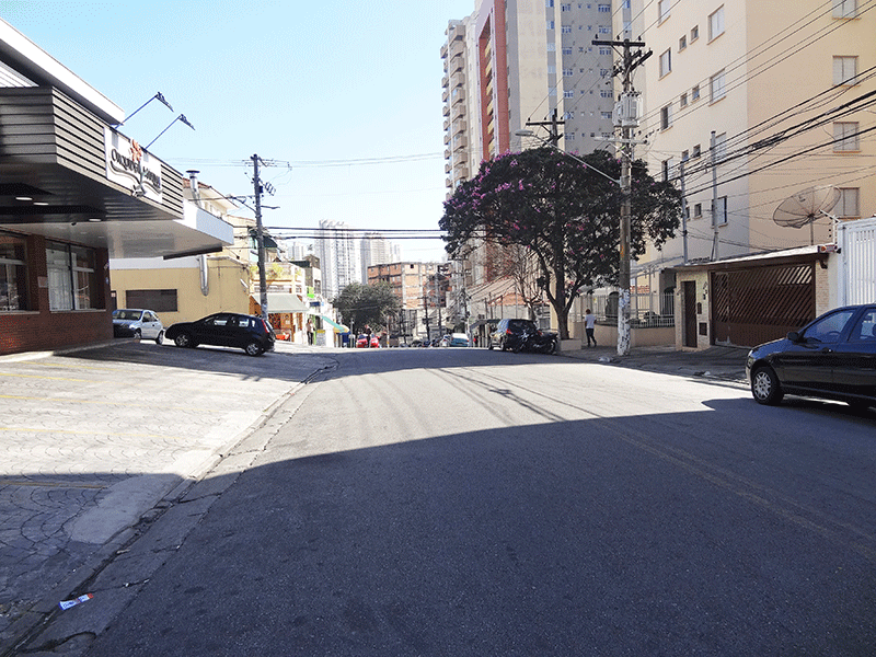 Cursino, Cobertura Duplex-Rua
