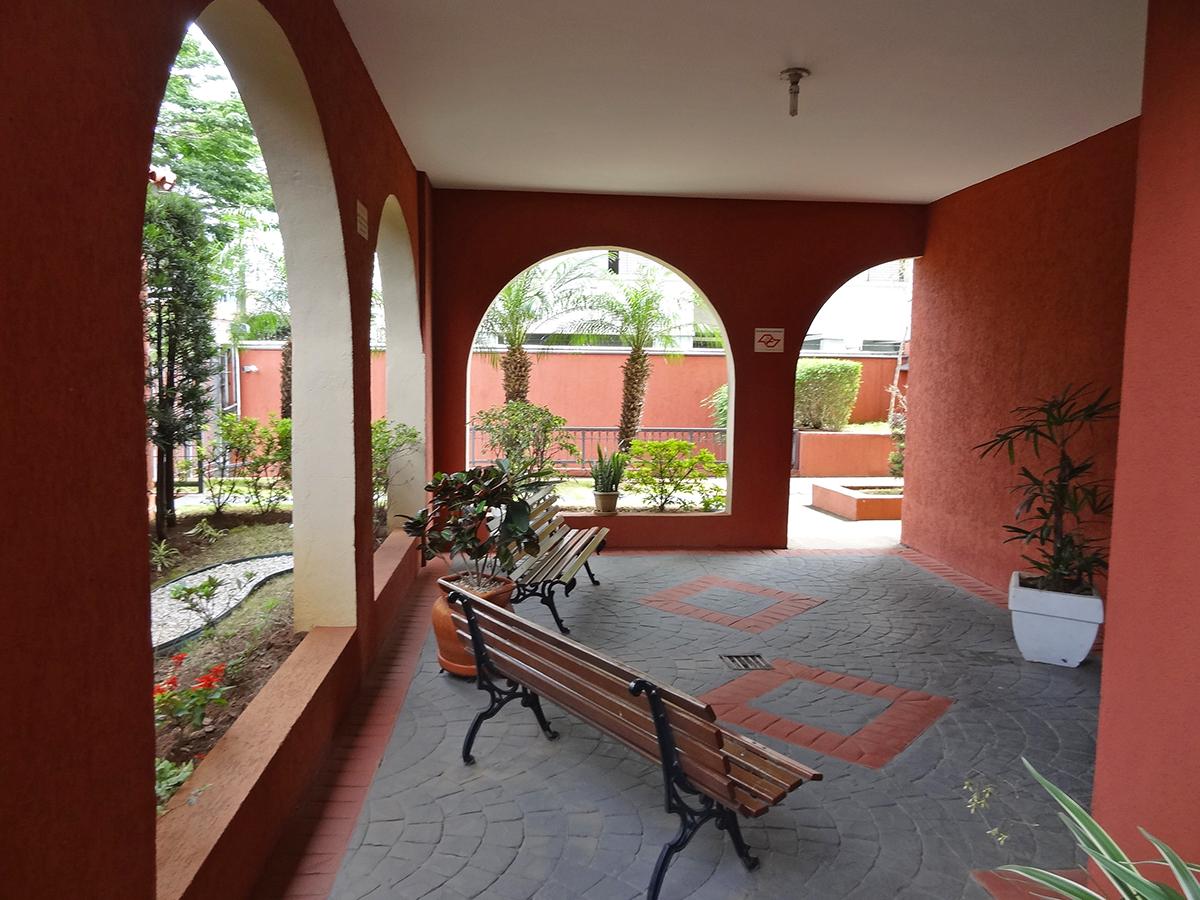 Ipiranga, Apartamento Padrão-Áreas de descanso