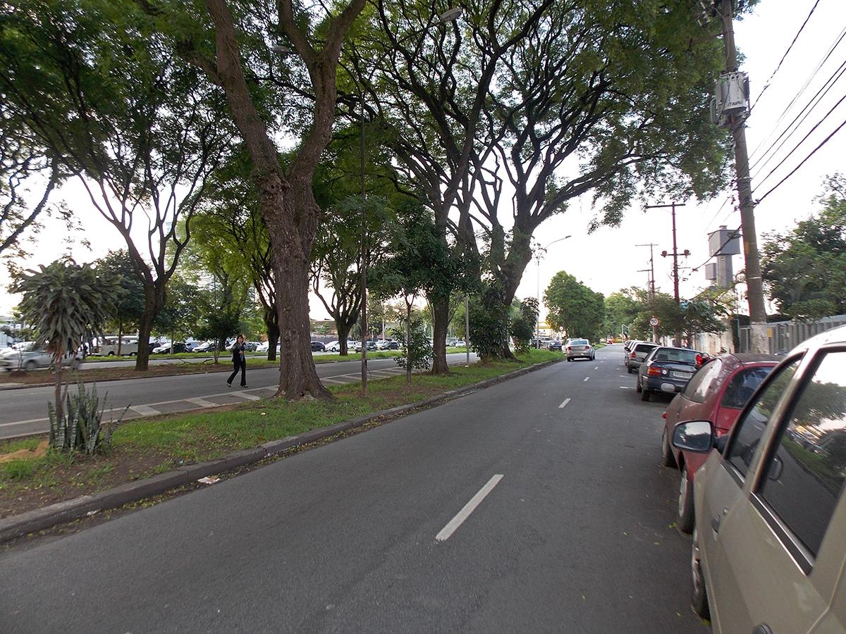 Ipiranga, Apartamento Padrão-Rua do prédio