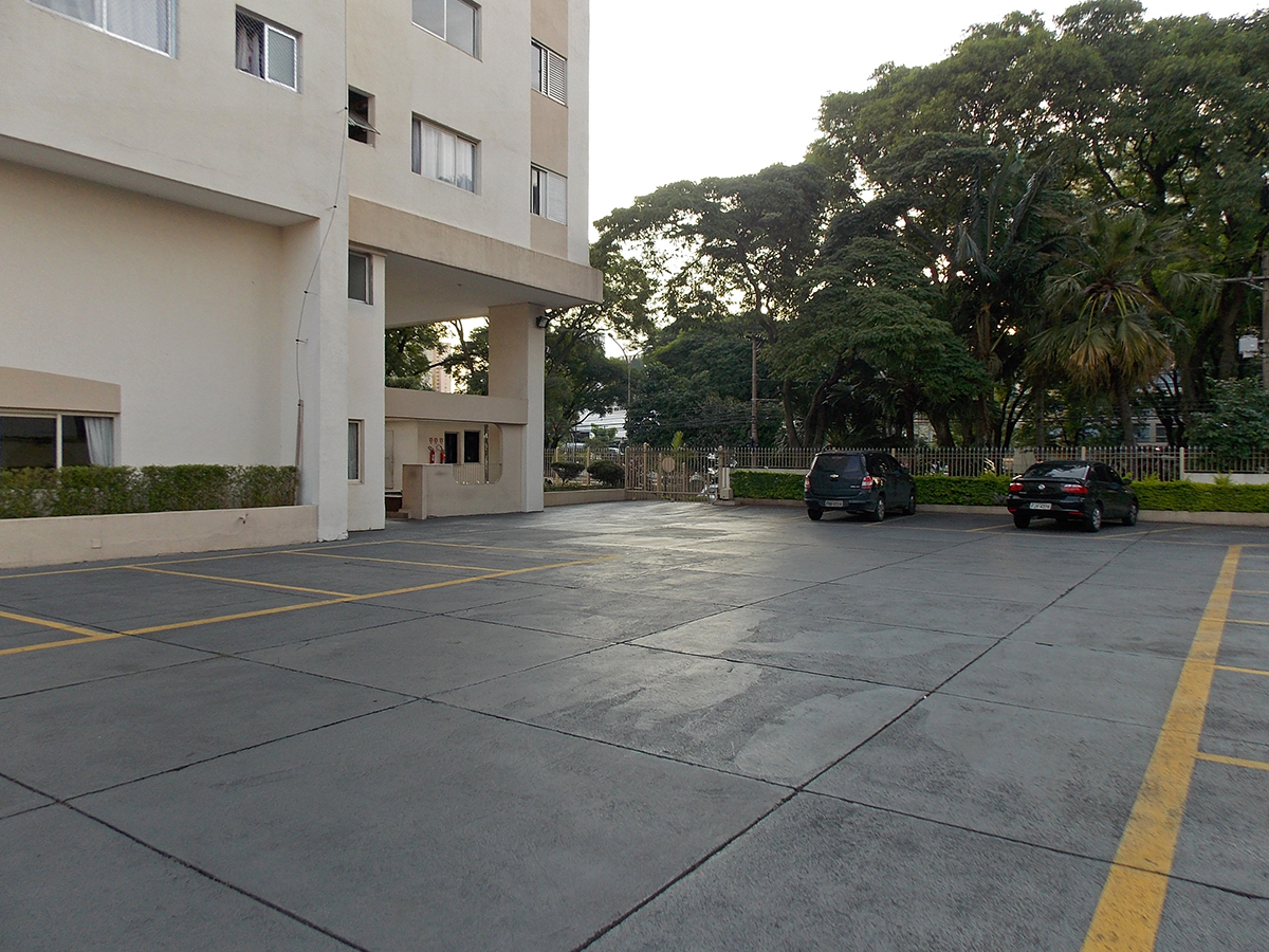 Ipiranga, Apartamento Padrão-Estacionamento