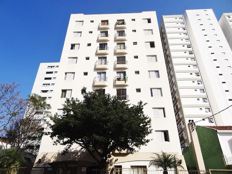Ipiranga, Apartamento Padrão-Fachada