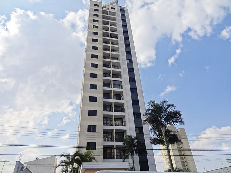 Sacomã, Apartamento Padrão-Fachada