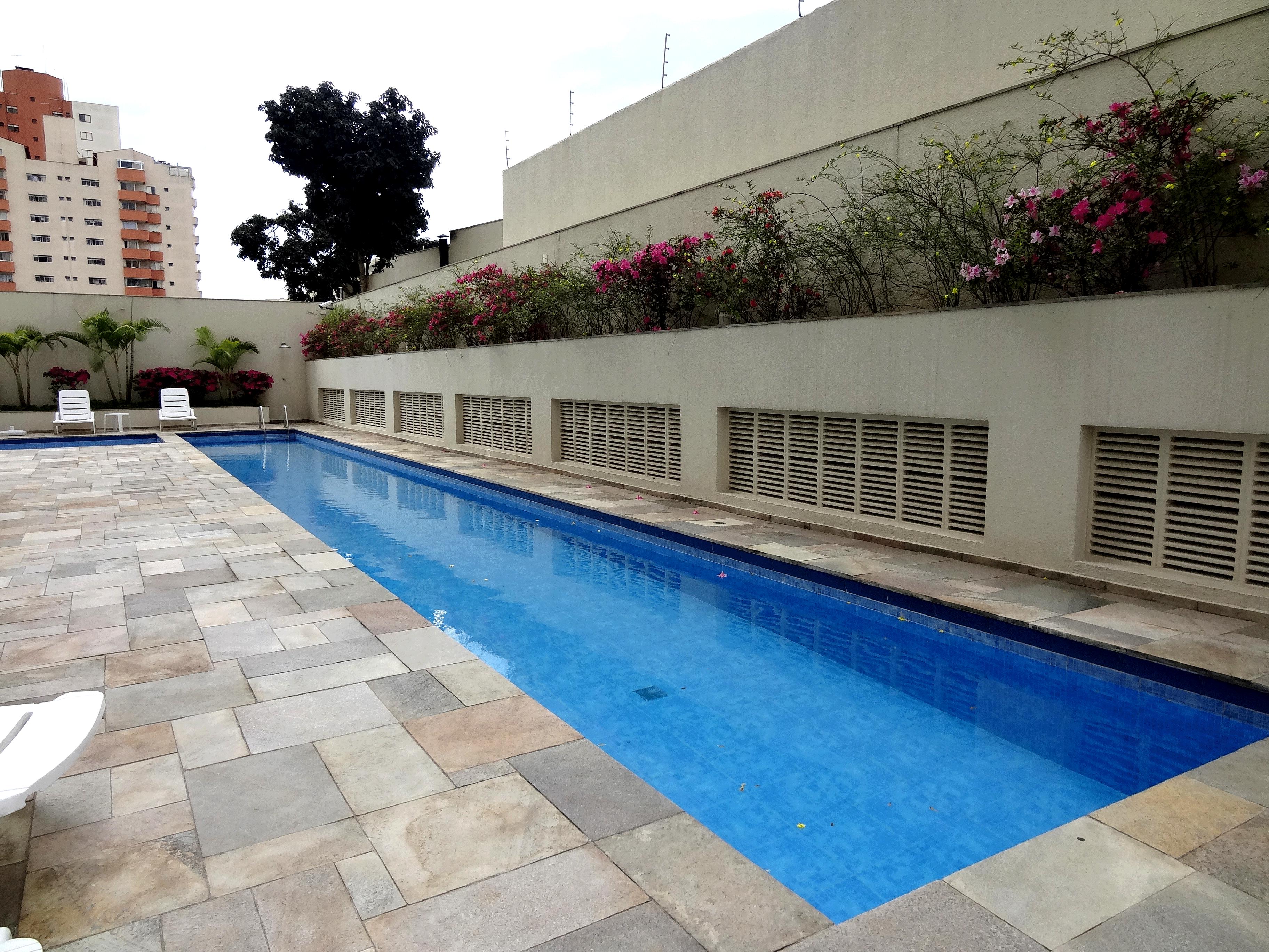 Jabaquara, Apartamento Padrão-Piscina Adulto
