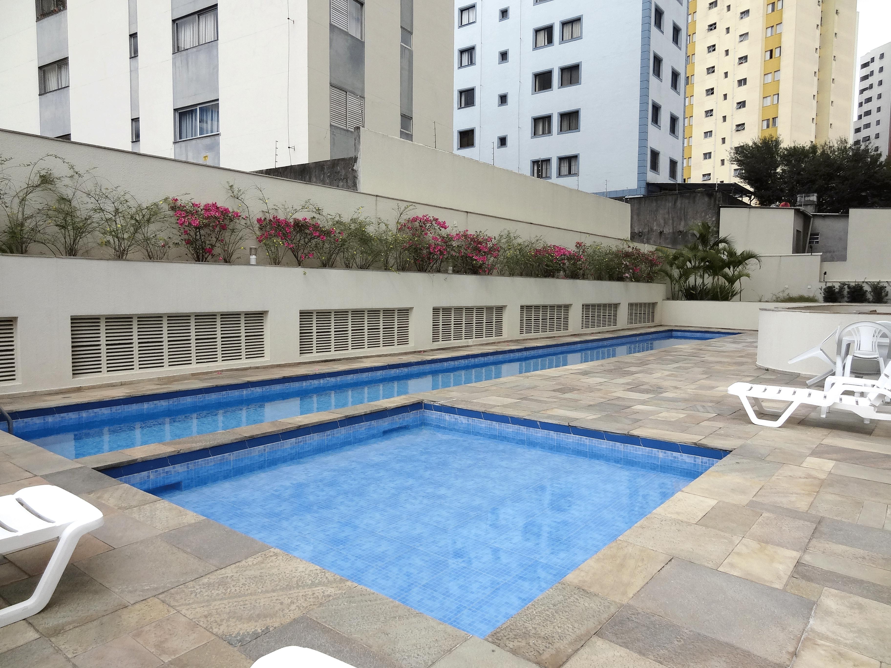 Jabaquara, Apartamento Padrão-Piscina Infantil