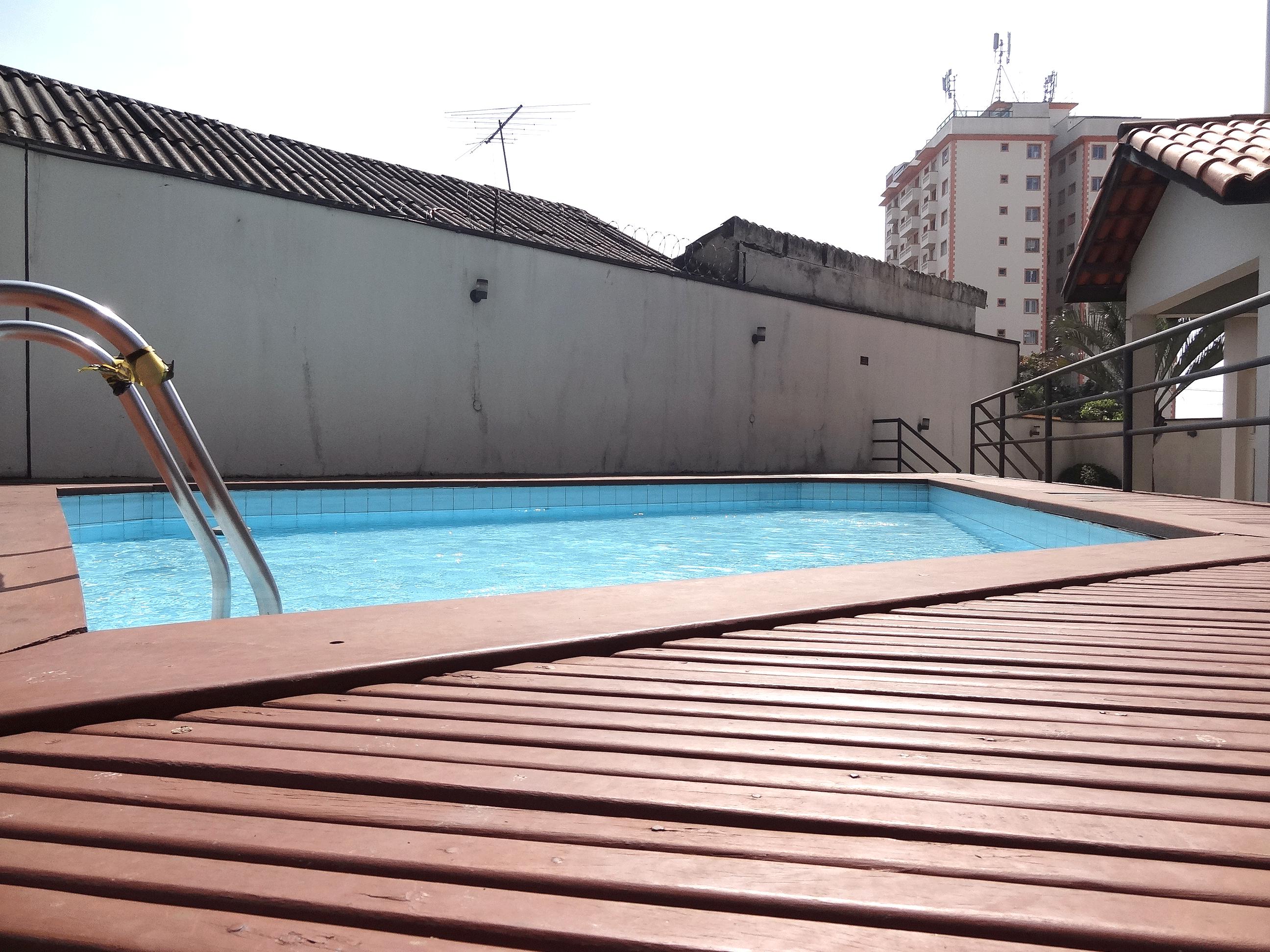 Jabaquara, Apartamento Padrão-Piscina