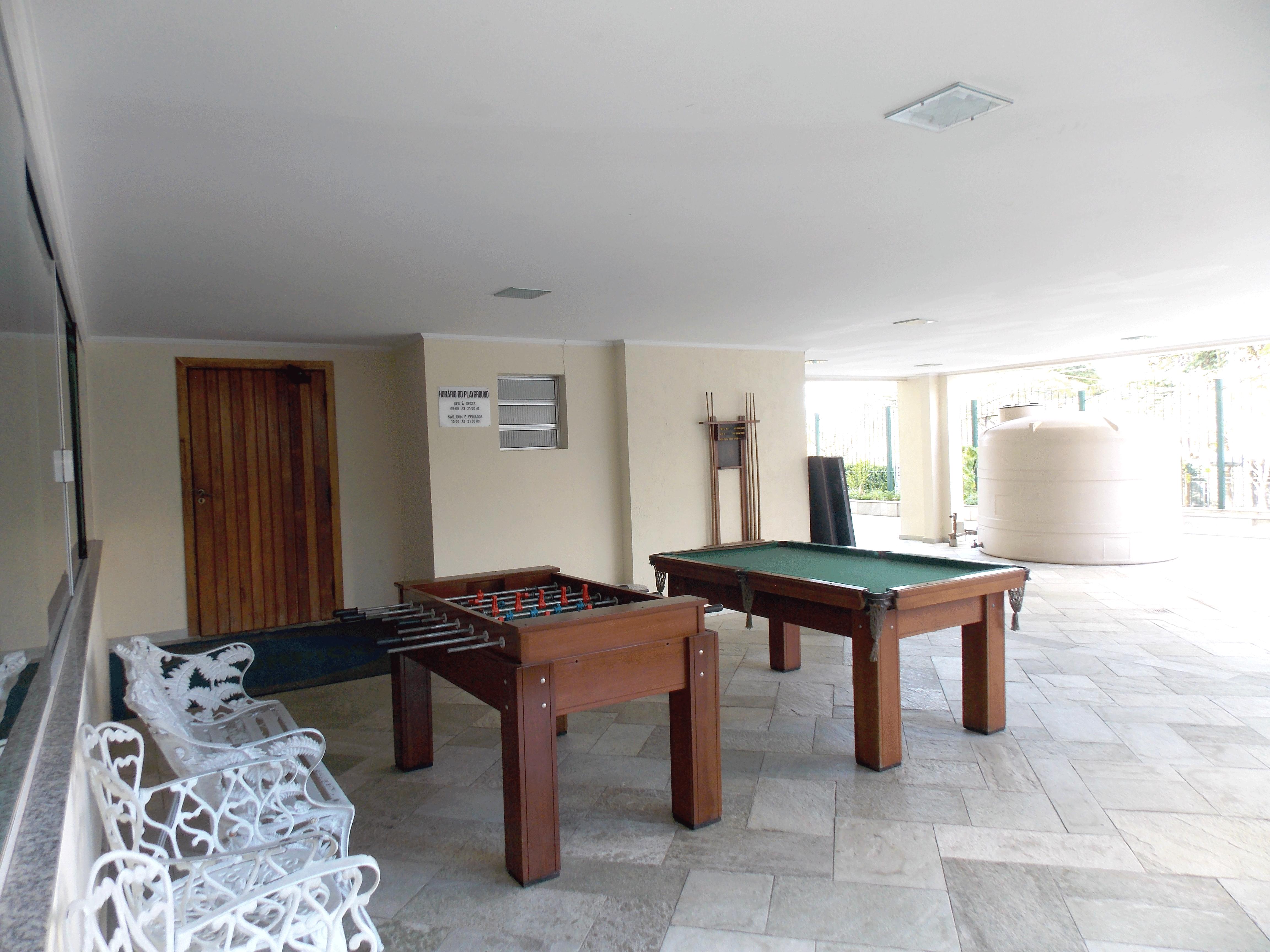 Ipiranga, Apartamento Padrão-Salão de Jogos
