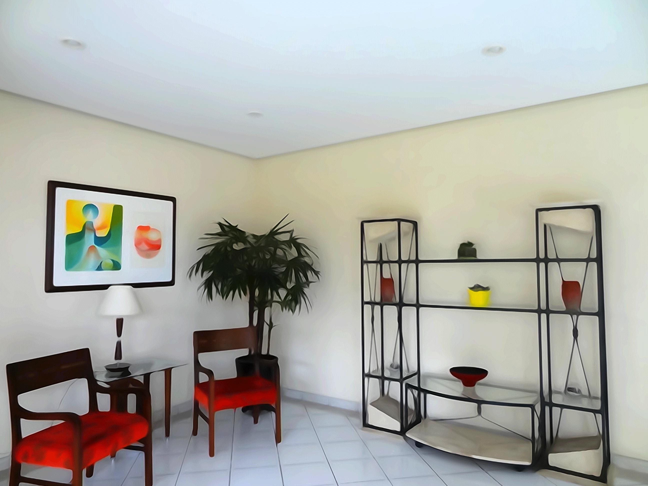 Jabaquara, Apartamento Padrão-Hall social.