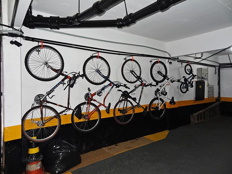 Jabaquara, Apartamento Padrão-Bicicletário
