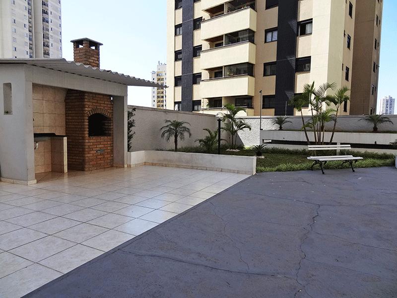 Jabaquara, Apartamento Padrão-Espaço Gourmet com Churrasqueira