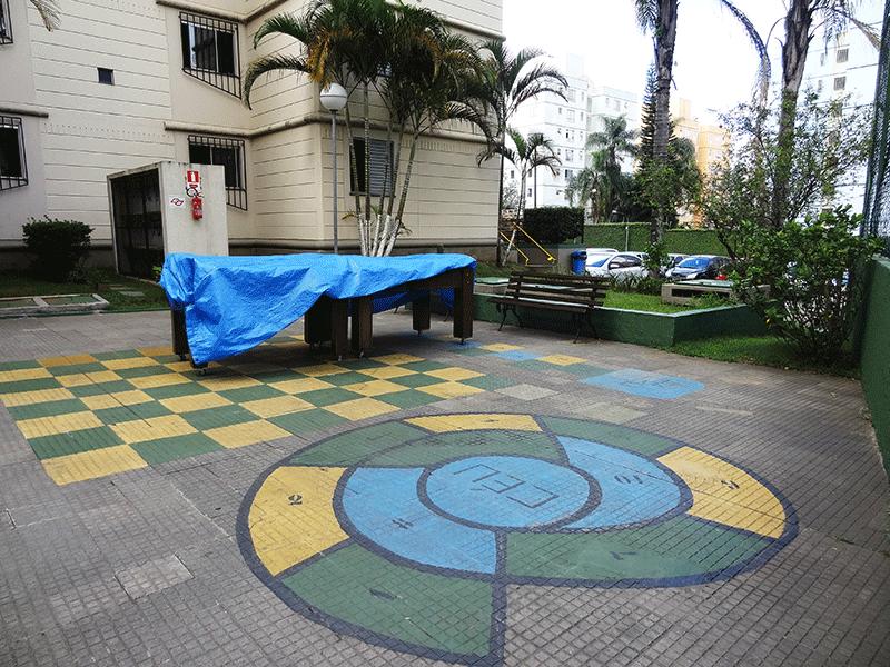 Sacomã, Apartamento Padrão-Área de Jogos