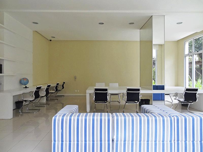 Ipiranga, Apartamento Padrão-Sala de estudo